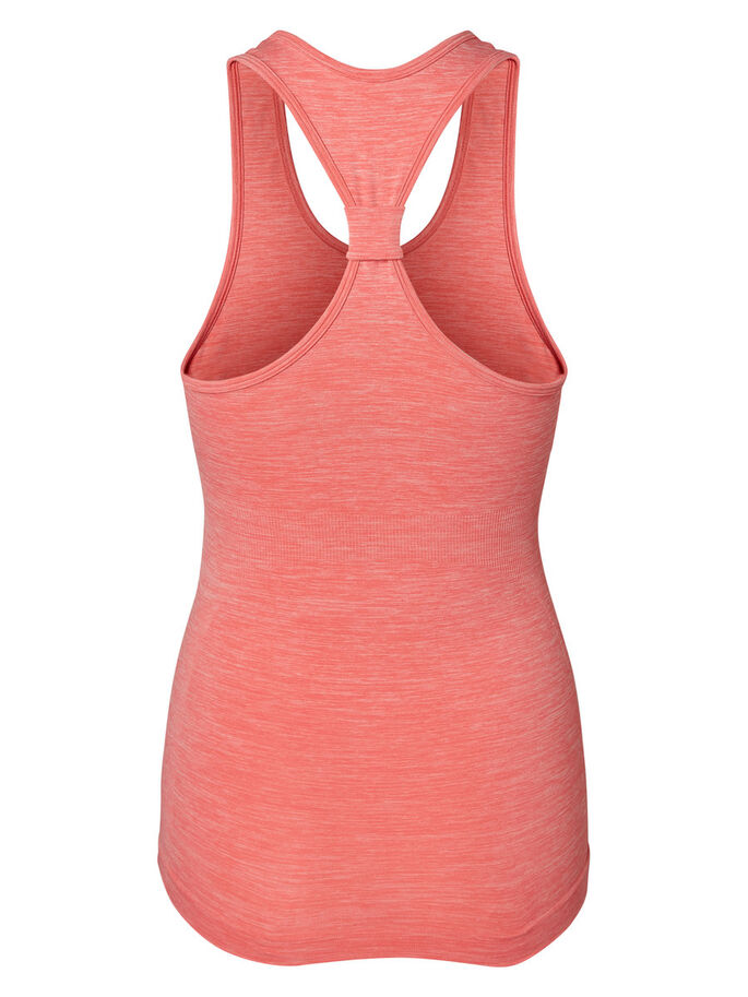 TRAININGS MATERNITY TOP, Calypso Coral, large