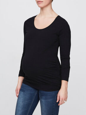 2-PACK MATERNITY TOP, 3/4 SLEEVED