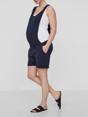 JERSEY MATERNITY JUMPSUIT