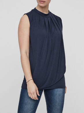 SLEEVELESS NURSING TOP, SLEEVELESS