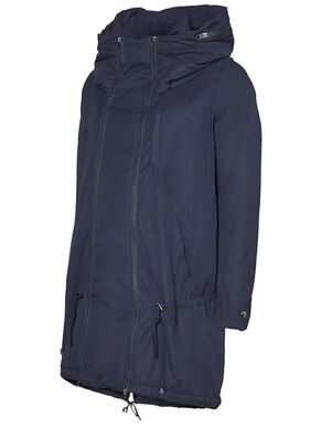 3 IN 1 PADDED WINTER MATERNITY JACKET