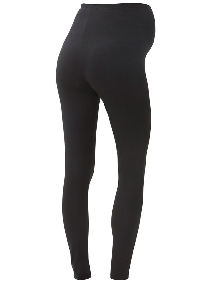 2-PACK LEGGINGS, Black, large