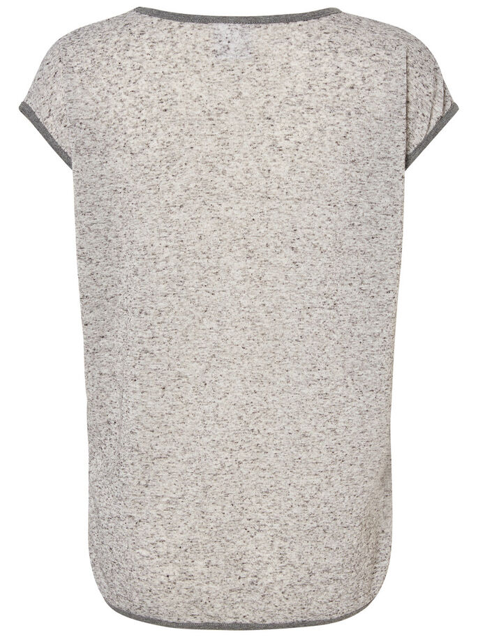 TRENINGS MAMMATOPP, Light Grey Melange, large