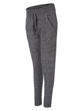 KNITTED MATERNITY PANTS