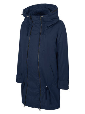 2-IN-1 PADDED WINTER MATERNITY JACKET