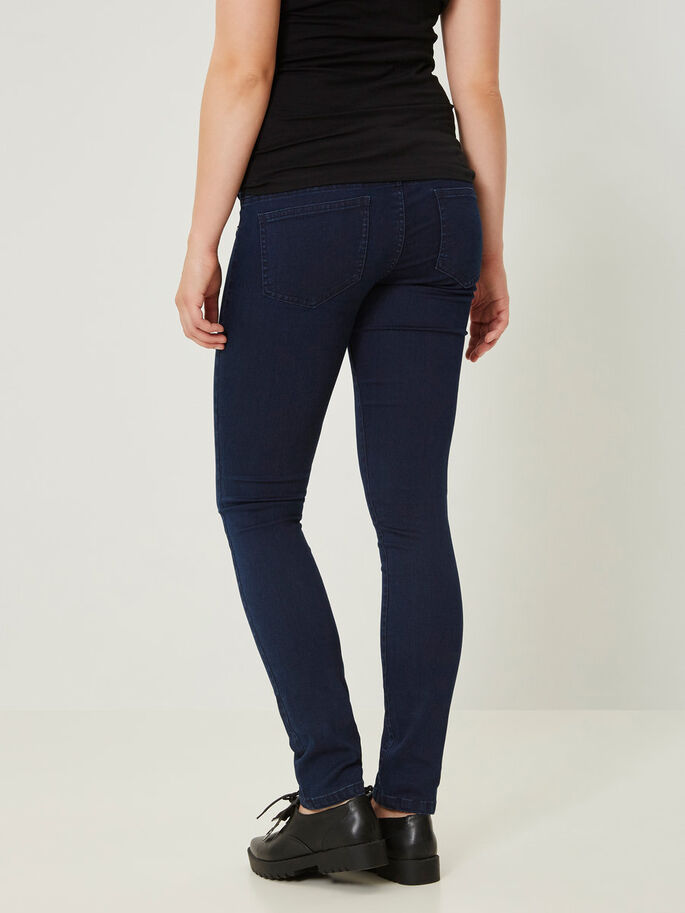 SKINNY MAMMAJEANS, Dark Blue Denim, large