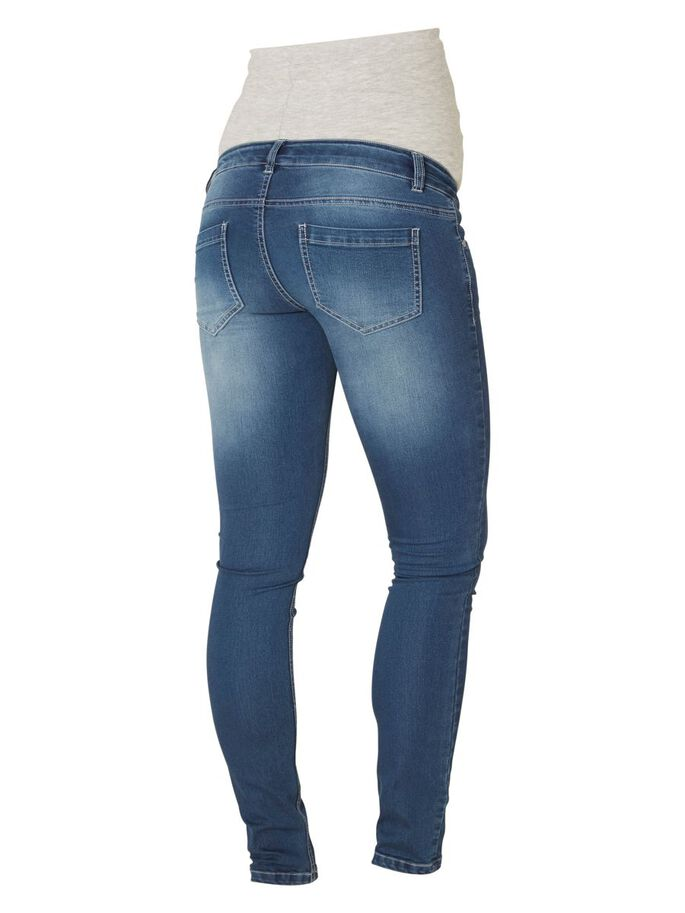 MLIDA UMSTANDSJEANS, Light Blue Denim, large