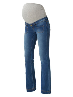 FLARE MATERNITY JEANS
