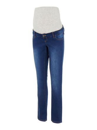 MLFIFTY STRAIGHT FIT MATERNITY JEANS