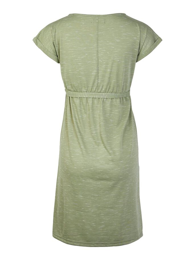 JERSEY ROBE GROSSESSE, Oil Green, large