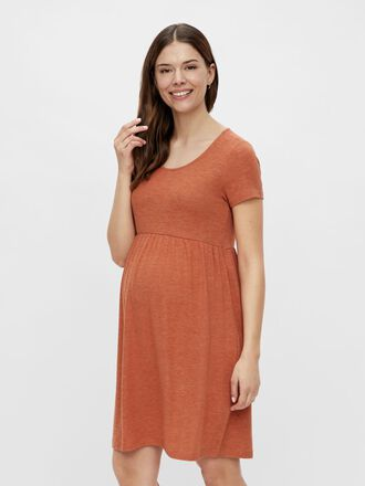 MLRUDY MATERNITY MINI DRESS