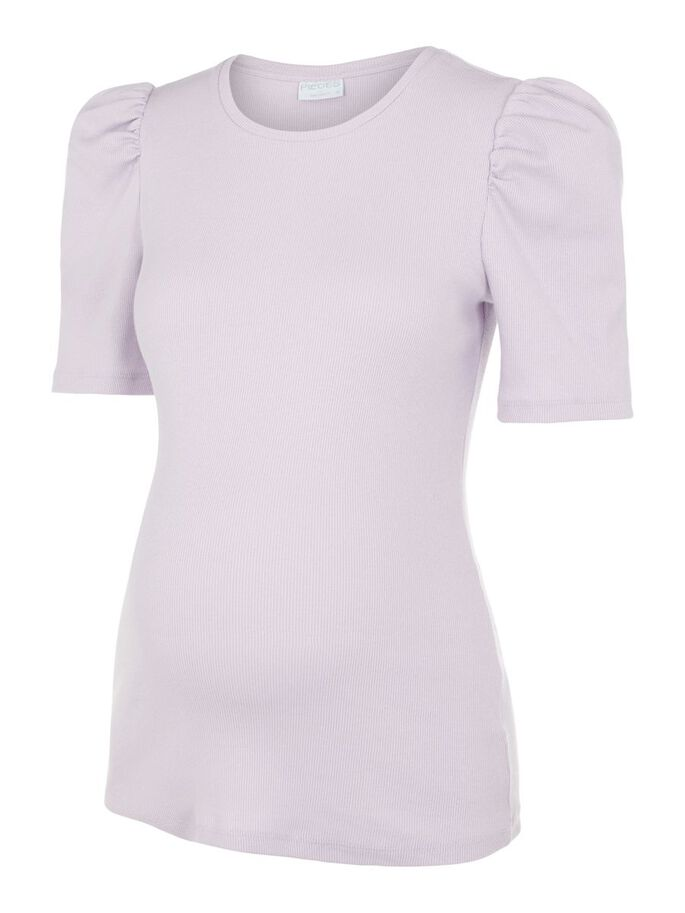 PCMANNA MATERNITY TOP, Orchid Bloom, large