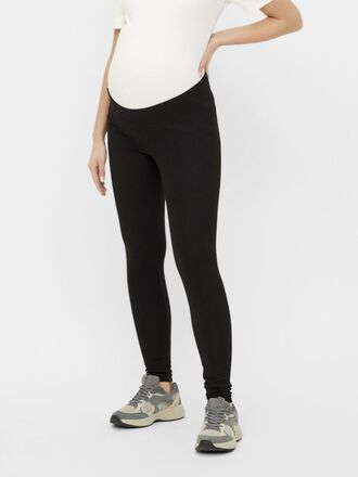 PCMRIBBI MATERNITY LEGGINGS