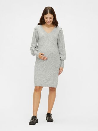 PCMPAM KNIT MATERNITY DRESS