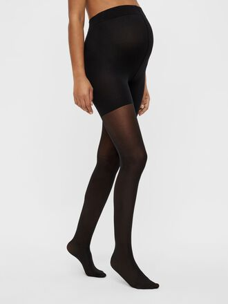MLAMY 2-PACK MATERNITY TIGHTS