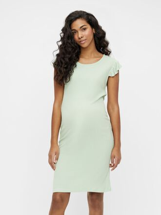 MLDALIA MATERNITY MINI DRESS