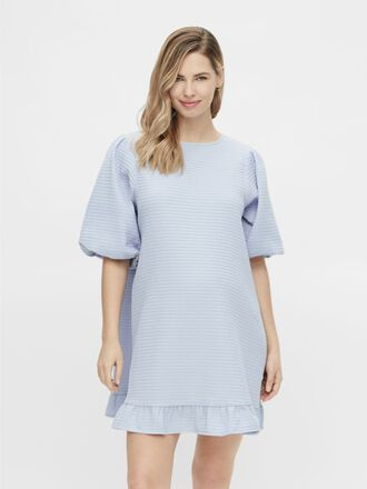 PCMLEDA MATERNITY MINI DRESS