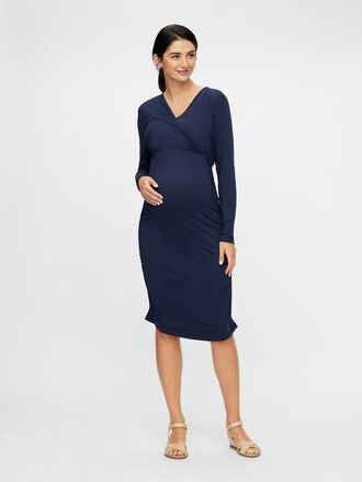 MLAIMY 2-IN-1 MATERNITY DRESS
