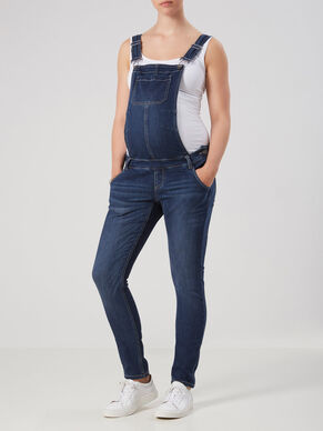 OVERALL MATERNITY JEANS
