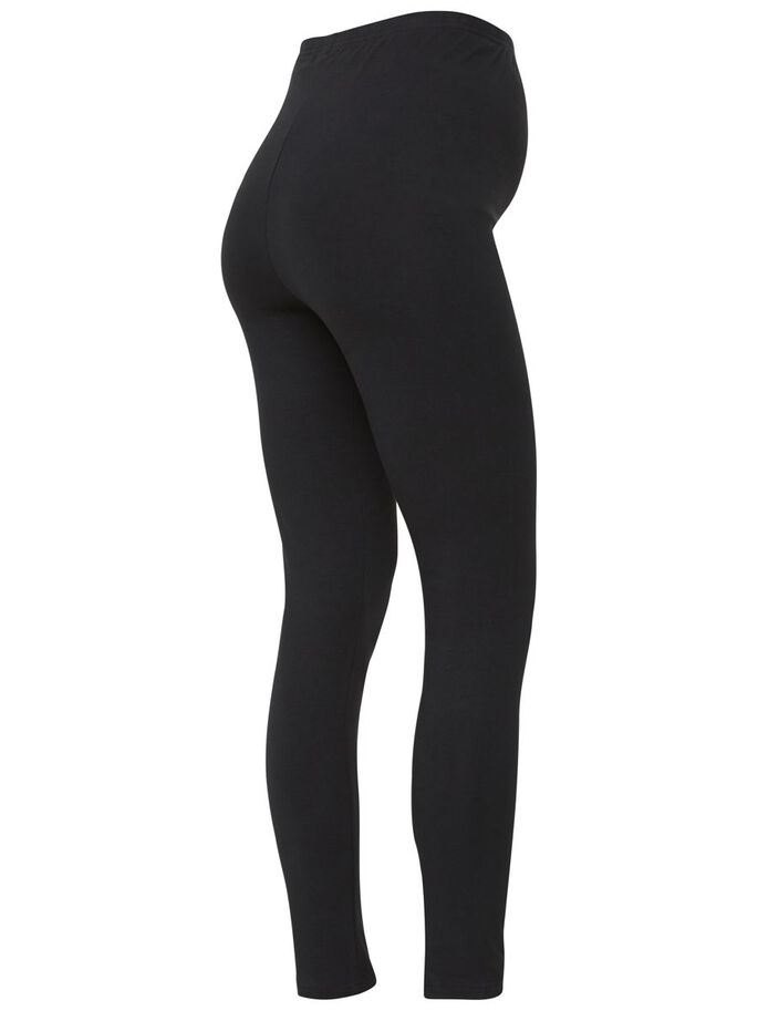 2-PAKNING LEGGINGS, Black, large