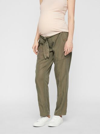 LOOSE FIT MATERNITY TROUSERS