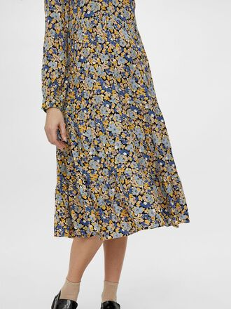 PCMMAGGI MATERNITY MIDI DRESS