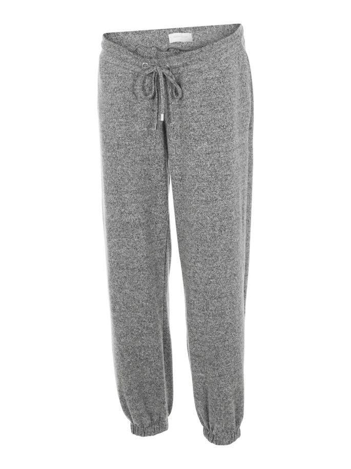 MLCAILA MATERNITY TROUSERS, Grey, large