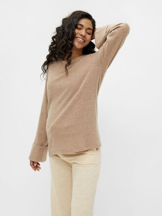 PCMHERMIONE SOFT MATERNITY PULLOVER