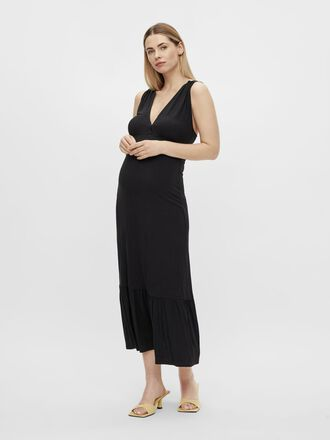 PCMNEORA MATERNITY MIDI DRESS