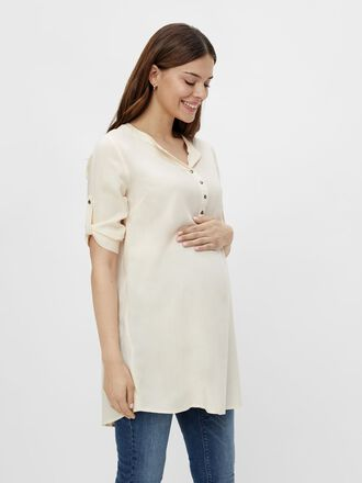 MLMERCY 3/4 SLEEVED MATERNITY TUNIC