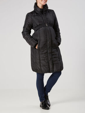 PADDED MATERNITY COAT