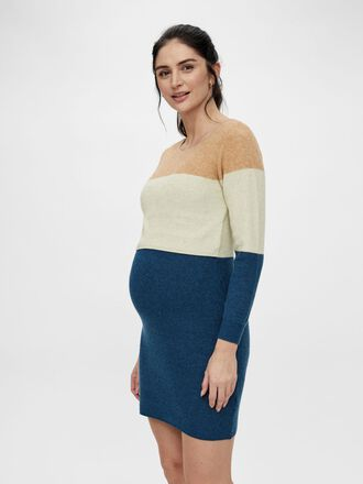 MLANILA KNIT 2-IN-1 MATERNITY DRESS