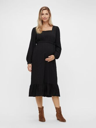PCMKUMA MATERNITY MIDI DRESS