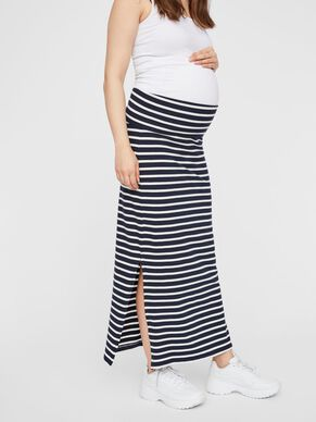 JERSEY MATERNITY SKIRT, LONG