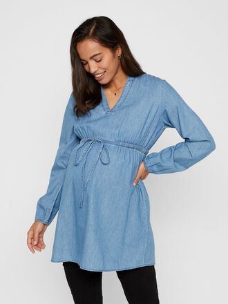 ORGANIC COTTON MATERNITY TUNIC