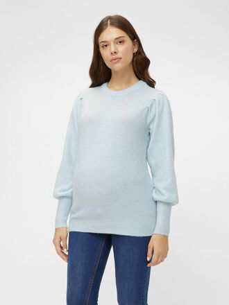 PCMPAM KNIT MATERNITY PULLOVER