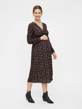 MLFRANCESCA MATERNITY MIDI DRESS
