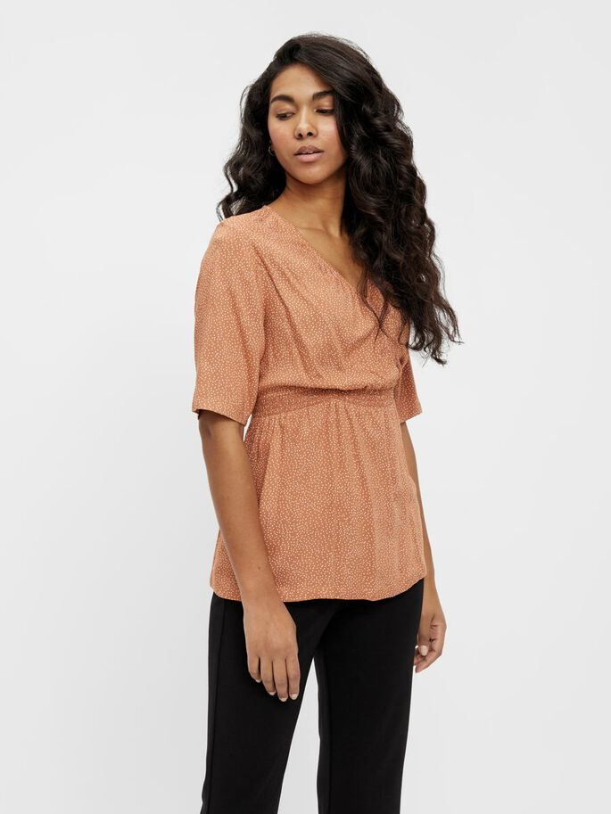 MLTHILDE NURSING TOP, Sunburn, large