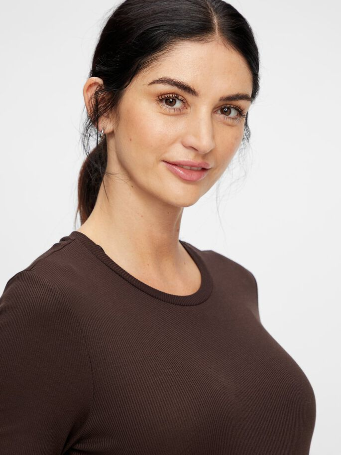 MAILLE, COUPE MOULANTE ROBE GROSSESSE, Mole, large