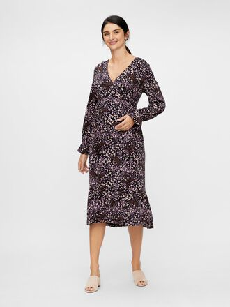 MLMAI 2-IN-1 MATERNITY DRESS