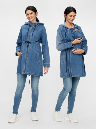 MLJENILLE 3-IN-1 MATERNITY JACKET