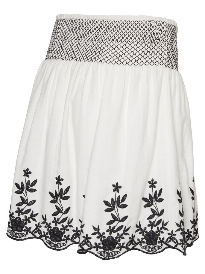 84e1779007 EMBROIDERED MATERNITY SKIRT, Snow White, large
