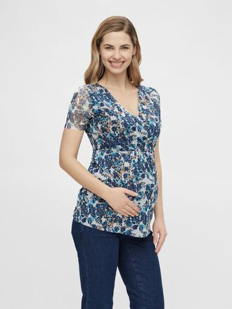 MLFLOWER 2-IN-1 MATERNITY TOP