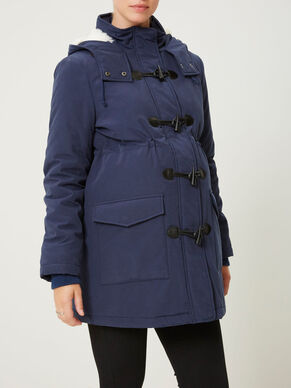 DUFFEL MATERNITY COAT