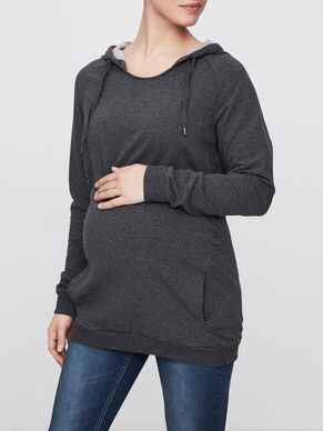 SWEAT MATERNITY TOP
