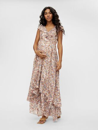 MLJASMINA MATERNITY MAXI DRESS