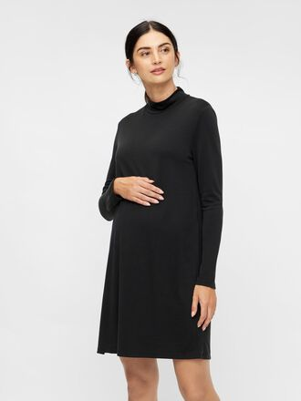 MAILLE COL MONTANT ROBE GROSSESSE