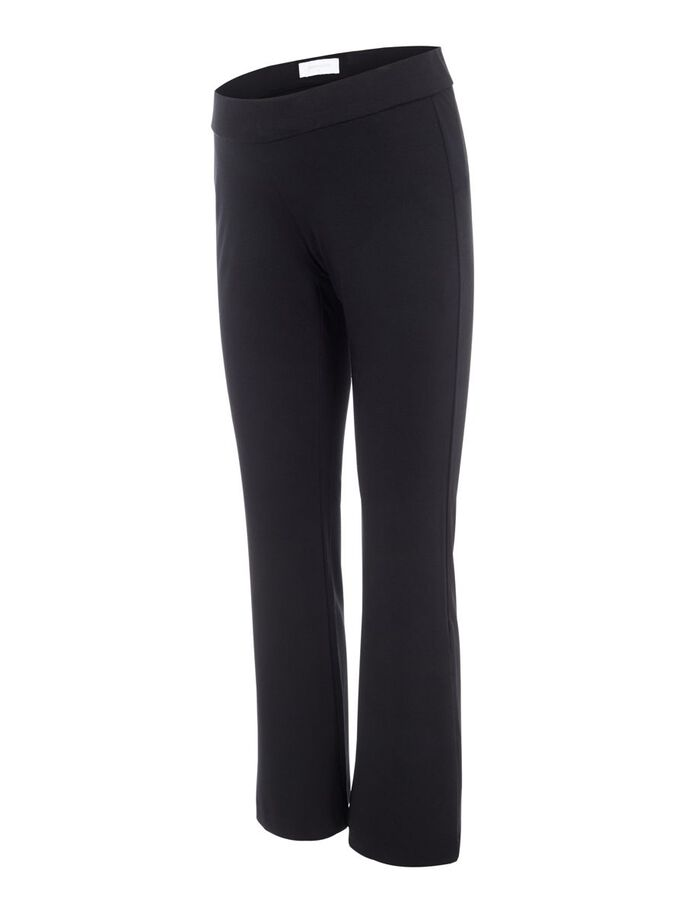 ÉVASÉ, JERSEY LEGGINGS GROSSESSE, Black, large