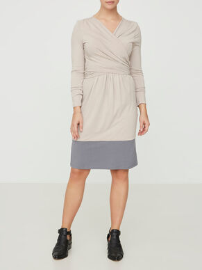 JERSEY NURSING DRESS