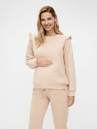 MLBLANCA MATERNITY SWEATER